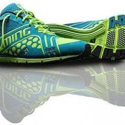 Salming Race Shoe Men vīriešu skriešanas apavi (1284025-1391)