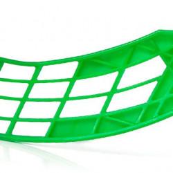 Salming Q1 Blade Poison Green florbola spēlētāja lāpstiņa (1113310B-6262)
