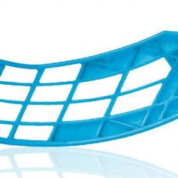 Salming Q1 Blade Laguna Blue florbola spēlētāja lāpstiņa (1113310T-3131)