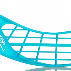 Salming Hawk Blade Lagune Blue florbola spēlētāja lāpstiņa (1118316T-3131)
