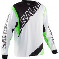 Salming Phoenix Goalie JSY Sr florbola vārtsarga krekls (1146533-0766)