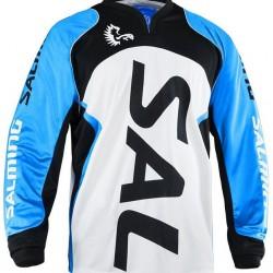Salming Cross Goalie  v-NECK  jsy florbola vārtsarga krekls (1141416-0713)