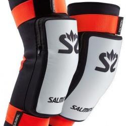 Salming Goalie Knee Pads E-Series florbola vārtsarga ceļsargi (1149411-0708)