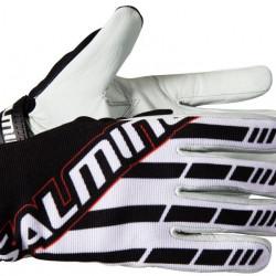 Salming Atilla Goalie Gloves florbola vārtsarga cimdi (1148435-0701)