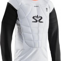 Salming Goalie Protective Vest E-Series florbola vārtsarga veste (1149410-0708)