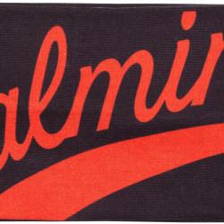 Salming Headband XXL Black florbola spēlētāja galvas apsējs (1184849-0101)