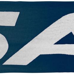 Salming PSA Headband 7cm Navy Blue skvoša spēlētāja galvas apsējs (1185850-0404)