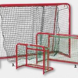 Salming Dropnet For 1600 Cage iekšējais tīkls profesionāliem vārtiem (2259415)