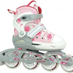 Head Girly Adjustable Inline Skates regulējamas bērnu skrituļslidas (H3JR08)