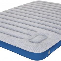 High Peak Cross Beam Double Extra Long Airbed piepūšamā gulta ar integrētu kājas pumpi (40045)