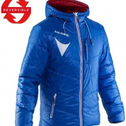 Salming Reversible Team Jacket sporta vējjaka ar kapuci (1194671-0305)