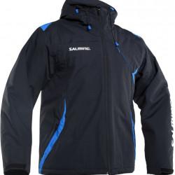 Salming Salmi Team Jacket sporta vējjaka ar kapuci  (1193660-0101)