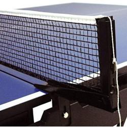 Sponeta Net Set Perfect II EN Stationary Compact galda tenisa tīkls ar stiprinājumu (199.096)