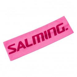 Salming Headband 7cm pink/magenta florbola spēlētāja galvas apsējs (1188878-5152)