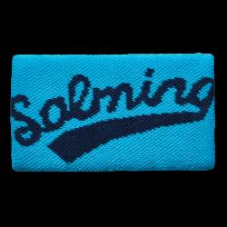 Salming Wristband Long Blue/navy florbola spēlētāja garā sviedru aproce (1188877-3304)