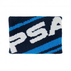 Salming PSA Wristband  mid 2.0 Navy/Blue skvoša spēlētāja īsā sviedru aproce (1187863-0404)