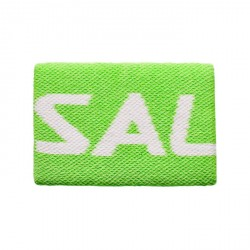 Salming Wristband Mid green florbola spēlētāja vidējā sviedru aproce (1188876-0608)