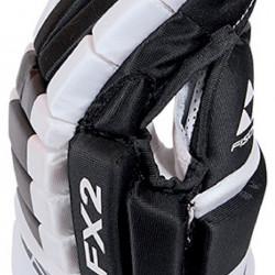 Fischer FX2 Gloves Sr hokeja spēlētāja cimdi (H03614)
