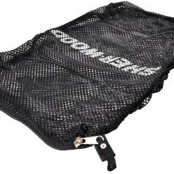 Sherwood Mesh Laundry Bag veļas maiss ar rāvējslēdzēju (8019)