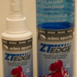 Adeo Sports ZT Edge The Ultimate Grip Enhancer hokeja speciālais aerosols (Z-Gripe)