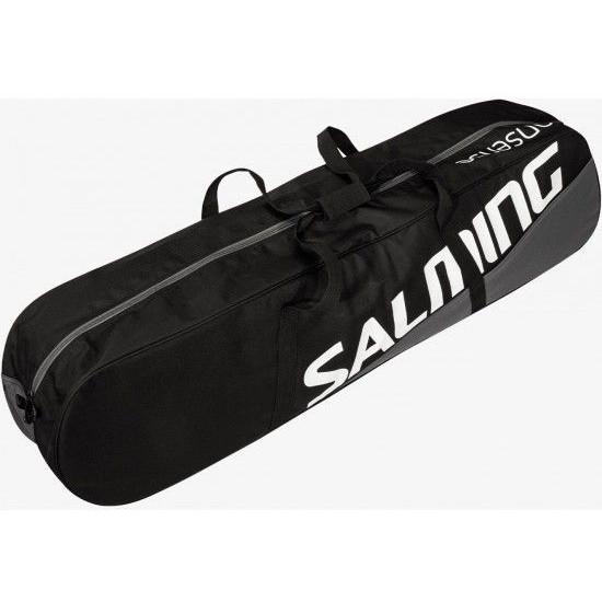 Salming Team Toolbag Sr florbola spēlētāja lielā nūju soma (1150876-0101)