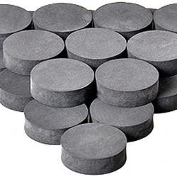Sherwood 24 Foam Pucks In Container porolona hokeja ripu komplekts (65611)