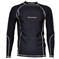 Sherwood Clima Plus 3M Fitted Long Sleeve Shirt Sr hokeja spēlētāja garais kompresijas krekls (8434)