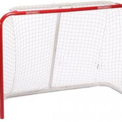 Winnwell 72IN/1.82M Pro Steel Regulation Hockey Net tērauda hokeja vārti (HN72R2015S18)