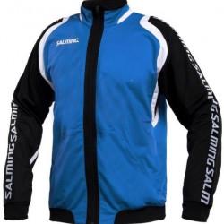 Salming Taurus WCT Jacket Blue sporta jaka (1192662-0303)